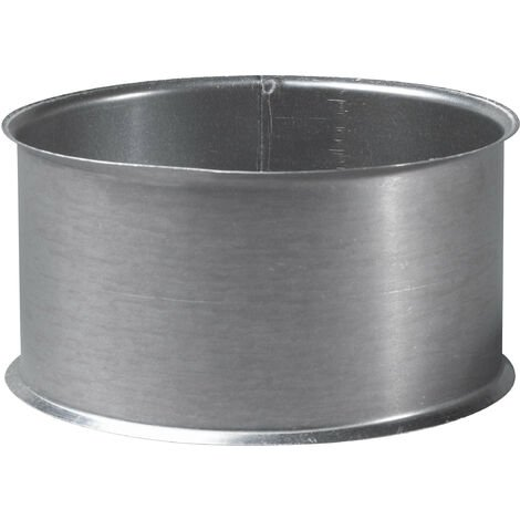Manchette aluminiée a sceller O125
