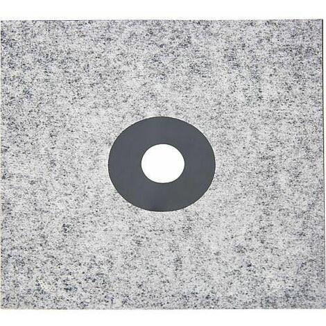 Manchette d'étanchéité 150x150x0,6 mm