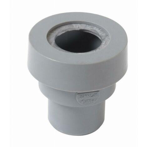Manchette pour sorties d'appareils sanitaires NICOLL Système J - PVC - Mâle-femelle - Ø32mm - MAFJ