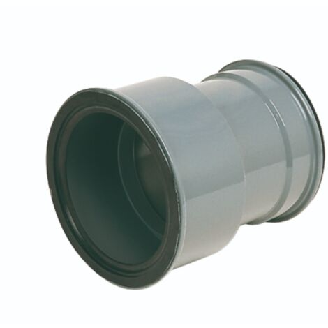 Manchette PVC avec fibres ciment : PVC 125/125 FC