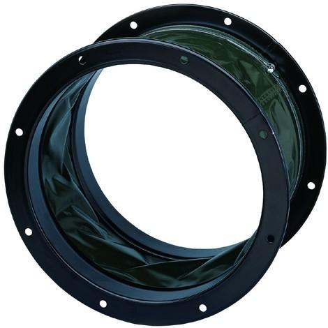 Manchette souple Ø 630mm intérieur pour ventilateurs hélicoïdes tubulaires TCBB/TCBT ACOP 630 UNELVENT 950008