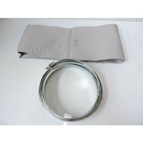 Manchette souple diamètre 710mm Cyclone F400-120 - Modèle 400 ALDES 11096930