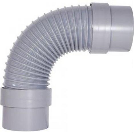Manchette souple FF Diam100mm PVC Wirquin