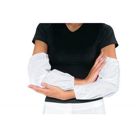 MANCHETTES coton à poignets élastiques - T. TU - Isacco