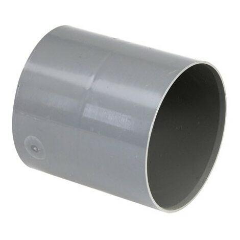 MANCHON A BUTEE D.100 PVC (Vendu par 1)