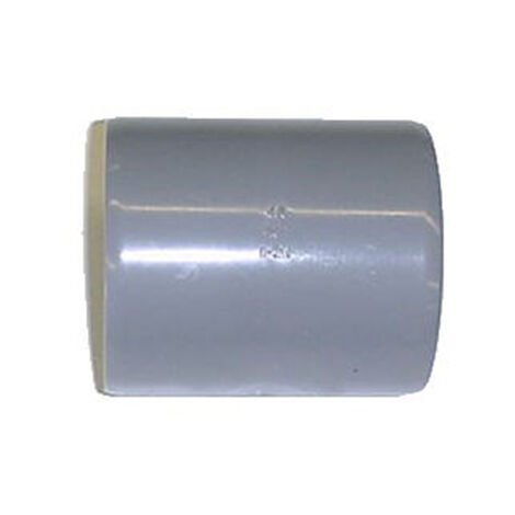 """main image of """"Manchon à butée PVC - Diamètre 100 mm"""""""