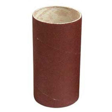 Manchon abrasif grain 80 pour cylindre ponceur Leman arbre de 30