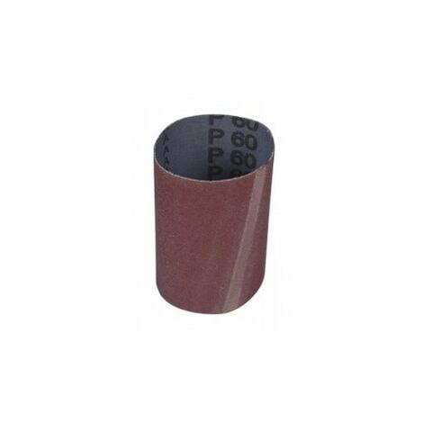Manchon abrasif ( recharge ) grain 80 pour cylindre de poncage Kity 302326006 alesage 20 mm