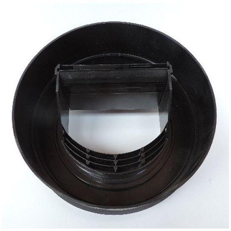 Manchon autoreglable pour conduit ventilation Ø 200mm débit 210m3/h ATLANTIC CLIMATISATION 533863