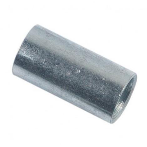 Manchon cylindrique M6 x 30 mm Zingué - Boite de 250 pcs - Diamwood MANC0603002B