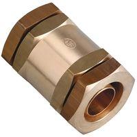 Manchon de raccordement Ø32 pour tube PE polyéthylène gaz