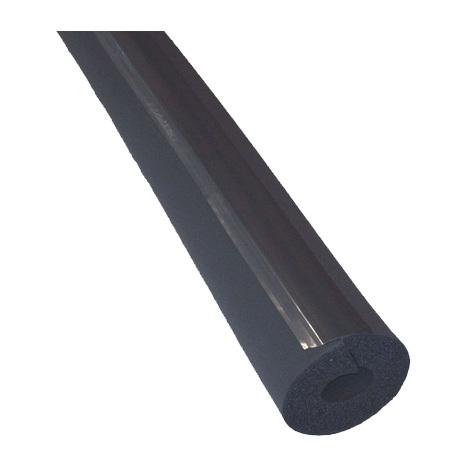 Manchon d'isolation 2m fendu avec adhésif - sanitaire/chauffage - épaisseur 19mm x Ø28