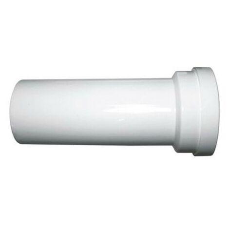 Manchon droit pour évacuation WC - Ø 100 mm