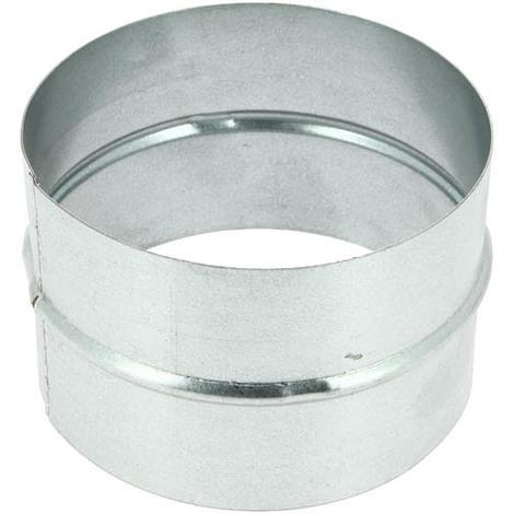 Manchon raccordement conduit aluminium O125