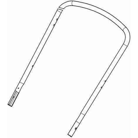 Manchon inférieur tondeuse Alpina / Mac Allister
