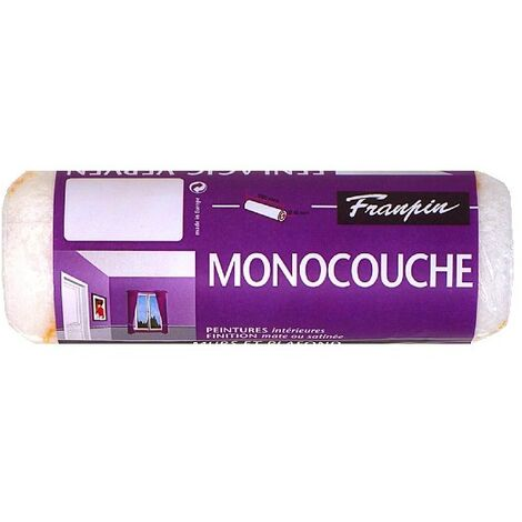 Manchon monocouche : murs et plafonds