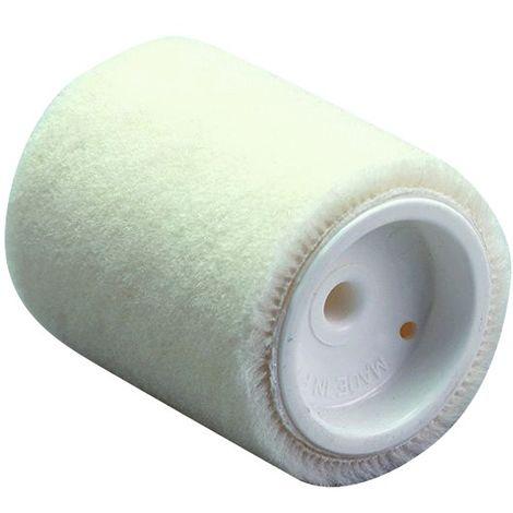 Manchon pour rouleau laqueur petites surfaces Nespoli - Longueur 60 mm - Diamètre 40 mm