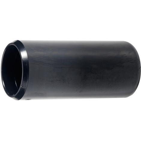 Manchon pour tube IRL 4554 sans halogène Mureva - Ø25 mm - noir - IMT35214