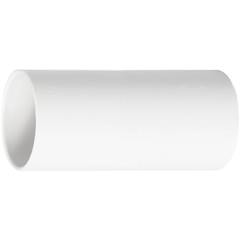Manchon pour tube IRL Mureva blanc - Ø20 mm - à l'unité - IMT41920