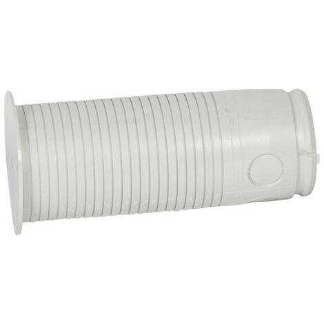 Manchon prolongateur pour cloison de doublage Batibox béton diamètre 65 longueur 150mm (089528)
