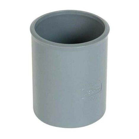 Manchon PVC - Diamètre 200 - femelle-femelle - à coller - 24810 S