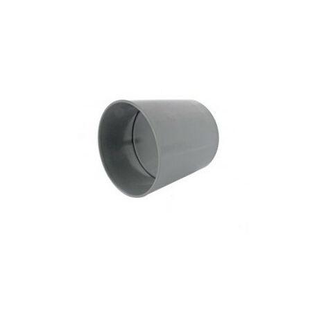 Manchon PVC Femelle/Femelle First Plast - Ø 40 mm à 125 mm