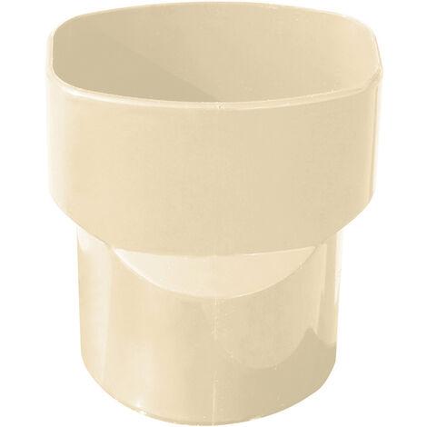 Manchon PVC M Ø80 - F 92x57 pour tube BEST