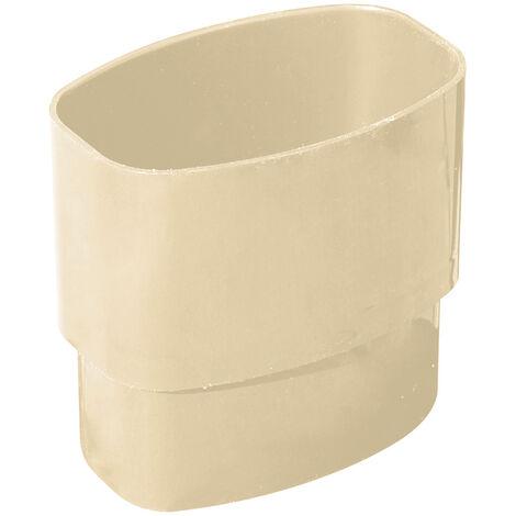 Manchon PVC MF pour tube BEST Øoval 92x57