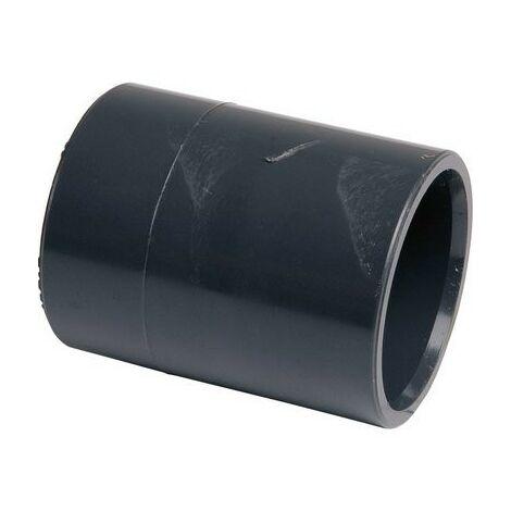 Manchon PVC pression à coller - Générique - Plusieurs modèles disponibles