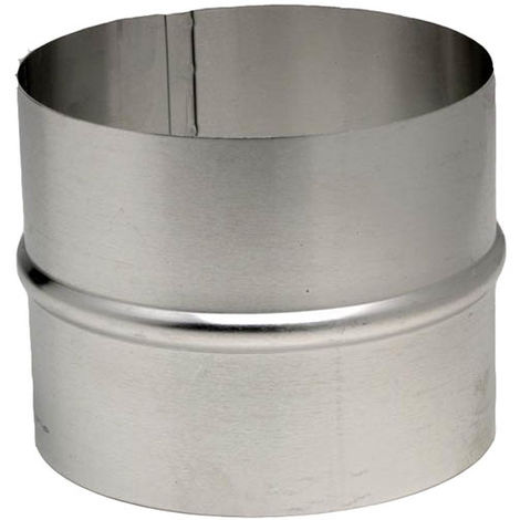 Manchon raccordement conduit aluminium Ø150