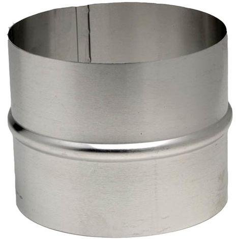 Manchon raccordement conduit aluminium O150