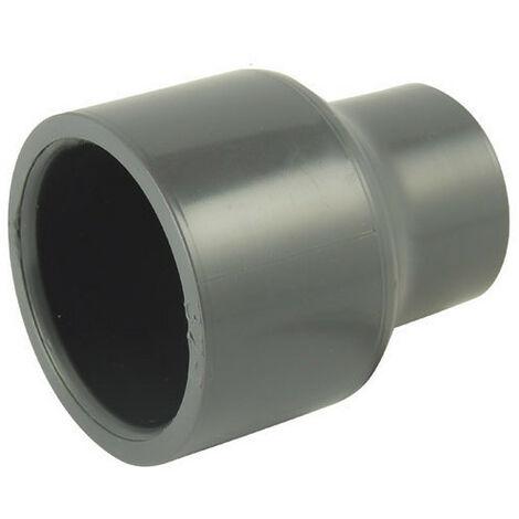 Manchon réduit femelle / femelle ou réduction Male / femelle en PVC - 32mm