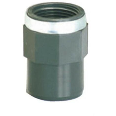 Manchon taraudé PVC pression - plusieurs modèles disponibles
