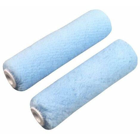 Manchons pour rouleaux a peindre - utilisation:peinture mate / satinée finition ultra lisse largeur:100 mmcaractéristiques