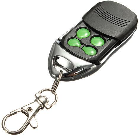Mando a distancia compatible con puerta de garaje verde de 4 canales para Merlin M842 / M832 / M844 LAVENTE