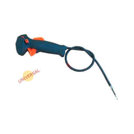 Mando acelerador completo desbrozadora 22mm
