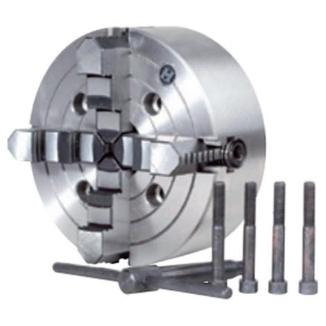 Mandrin 4 mors D. 100 mm pour tours métaux TP 410 et TP 510 - 21398103 - Sidamo - -