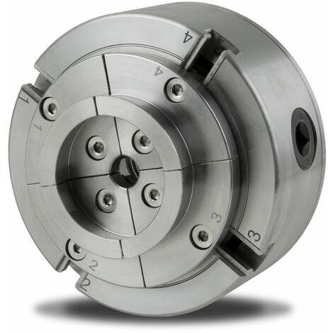 Mandrin à quatre mors de précision de 125 mm à centrage automatique Mandrin de tour