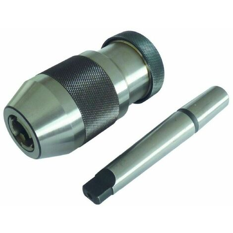 Mandrin autoserrant 3-16mm + cône morse n°2 - Drakkar