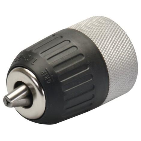 Mandrin autoserrant métallique - 13 mm