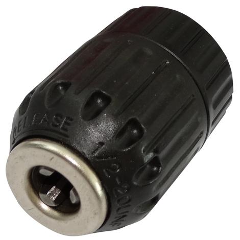 Aerzetix Mandrin de perceuse auto-serrant pour forets 2-13mm filetage 1//2x20UNF taraud/é sans cl/é C17757