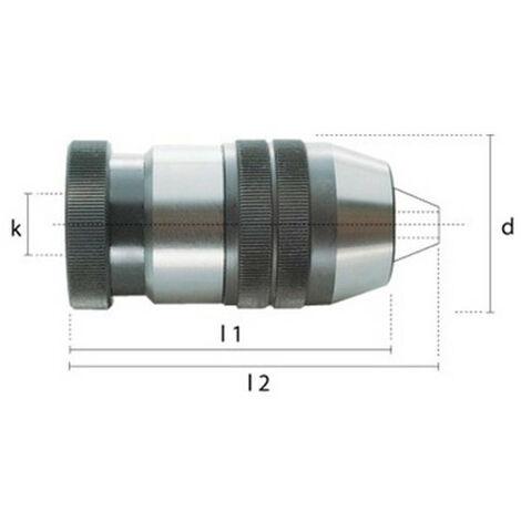 Mandrin HP1 B16 D. 0 / 10 x Lt. 81 x lu. 89 mm