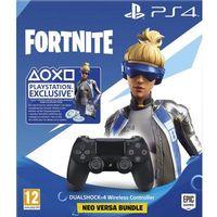 Manette de jeu Sony DualShock 4 Wireless Controller: Fortnite Neo-Versa 9950103 PlayStation 4 noir 1 pc(s)