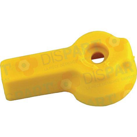 Manette jaune Sur ELEXIA - NECTRA - CENTORA - CALYDRA - HYXIA Réf. 61302610