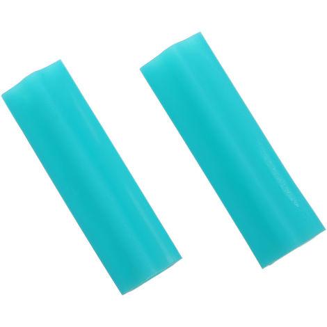 Manga protectora de la cubierta de la pinza 2pcs / lot, para las tijeras de la cuticula del clavo