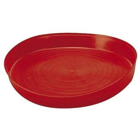 Mangeoire à poussins en assiette 40 cm