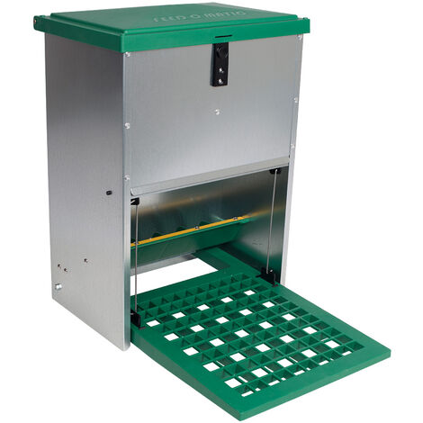 Mangeoire automatique anti-vermine - 8kgFeedomatic
