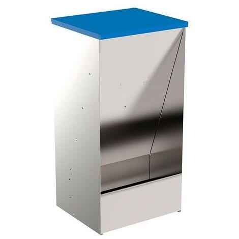 Mangeoire automatique pour chiens 50 litres 40x35x80 cm