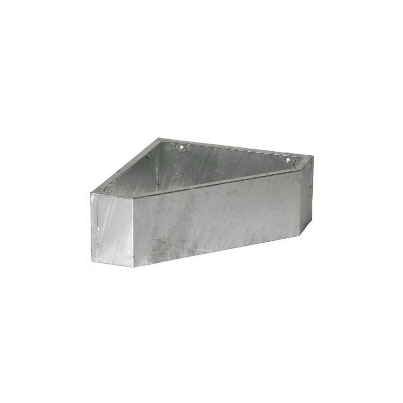 Mangeoire d'angle pour chevaux