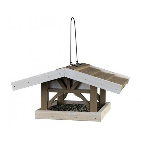 Mangeoire suspendue Natura pour oiseaux